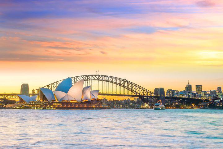 Property Investment Australia , Sydney Evening View