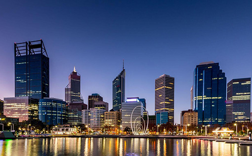 Property Investment Australia , Perth View