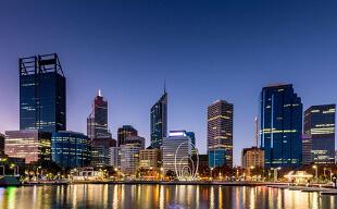 Property Investment Australia , Perth View